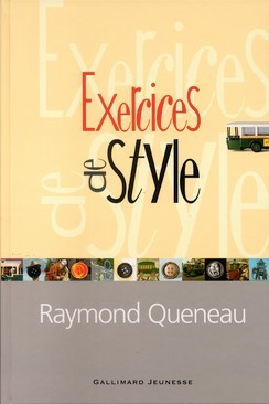 Exercices de style - illustré