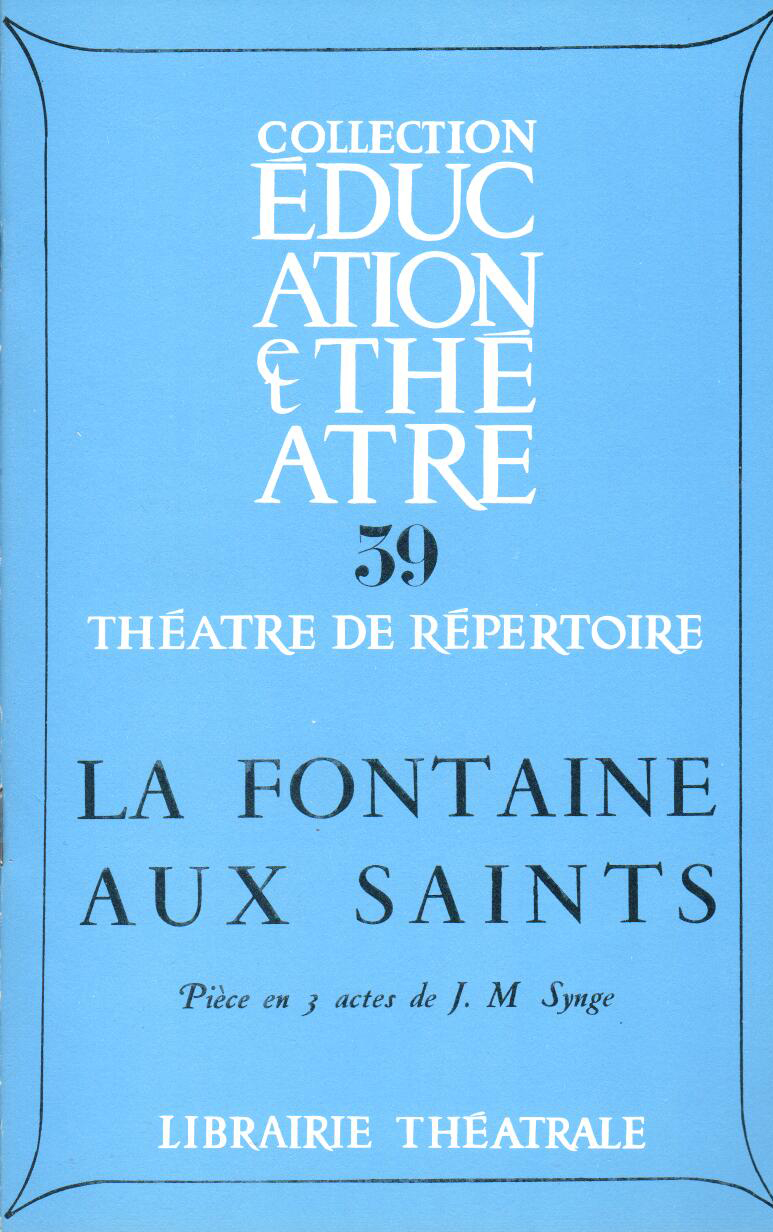 La Fontaine aux Saints
