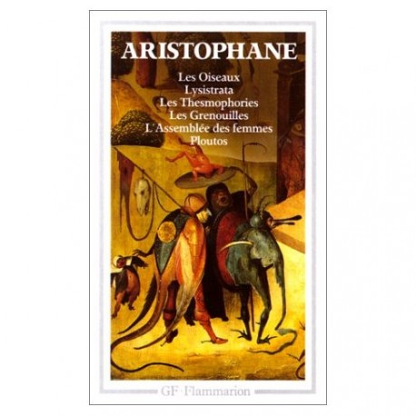 Théatre complet Tome II - Aristophane