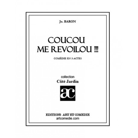 Coucou me revoilou !!!