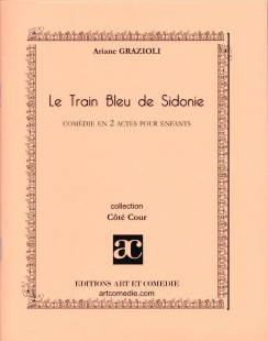 Le Train bleu de Sidonie