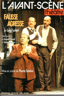 Fausse Adresse