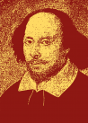 Cahier A5 32 pages - Shakespeare